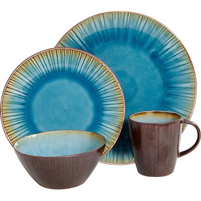 Gibson Christmas Dishes Dinnerware Sets