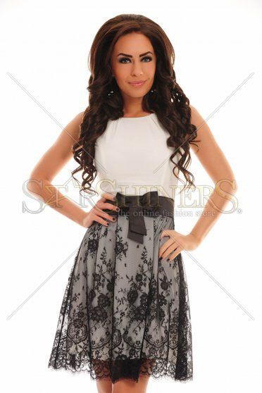 Rochie LaDonna Smooth Appear White