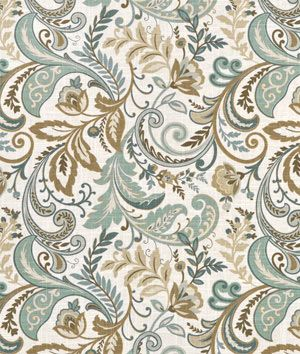 Swavelle / Mill Creek Findlay Seaglass Fabric - $19.75 | onlinefabricstore.net