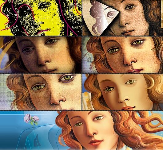 Adobe Illustrator Venus