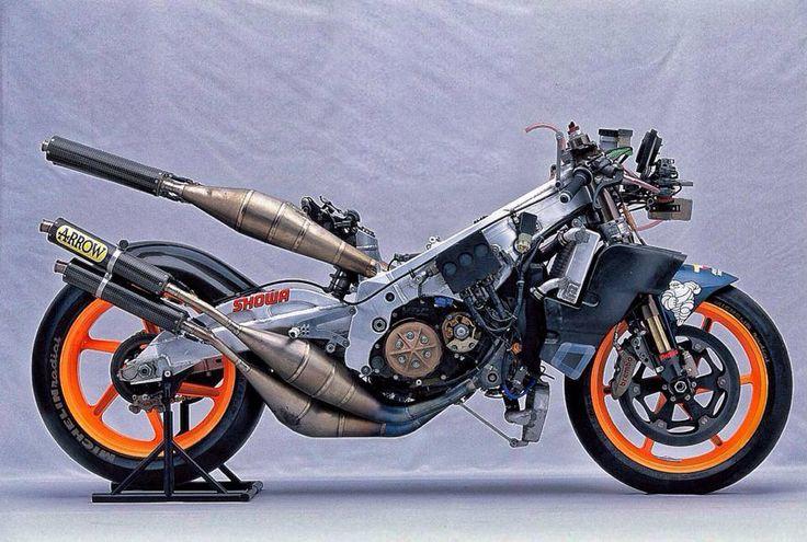 Honda Racing Moto Gp: Racing Motorcycles