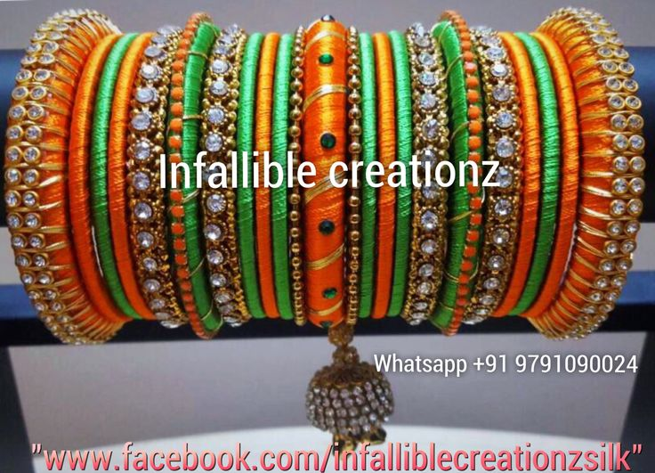 """To order Whatsapp +91 9791090024 For more collections visit """"www.facebook.com/infalliblecreationzsilk"""".      Silk Thread jewelry, silk thread bangles, silk thread bridal bangles, wedding bangles, silk thread bangles wholesale, engagement bangles, Grand silk thread bangles, bangles, seemandham bangles, return gifts, party wear bangles, gifts for girls, gifts for women, party wear bangles, silk Thread jewelry, silk thread jewellery, handmade jewelry, infallible creationz,"""