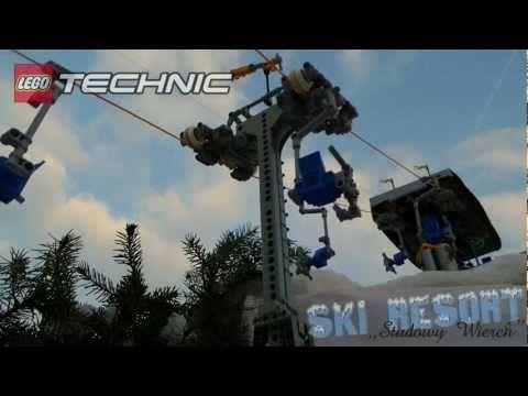 LEGO skilift (youtube)