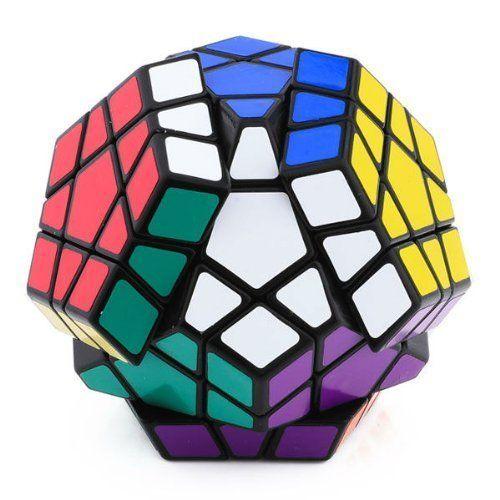 EX1 3x5 Megaminx Dodecaedro Alta Calidad Magia Cubo Puzzle Rompecabezas Suave Alta Velocidad Juguete Teaser de Cerebro Juego de Entrenamiento #Megaminx #Dodecaedro #Alta #Calidad #Magia #Cubo #Puzzle #Rompecabezas #Suave #Velocidad #Juguete #Teaser #Cerebro #Juego #Entrenamiento