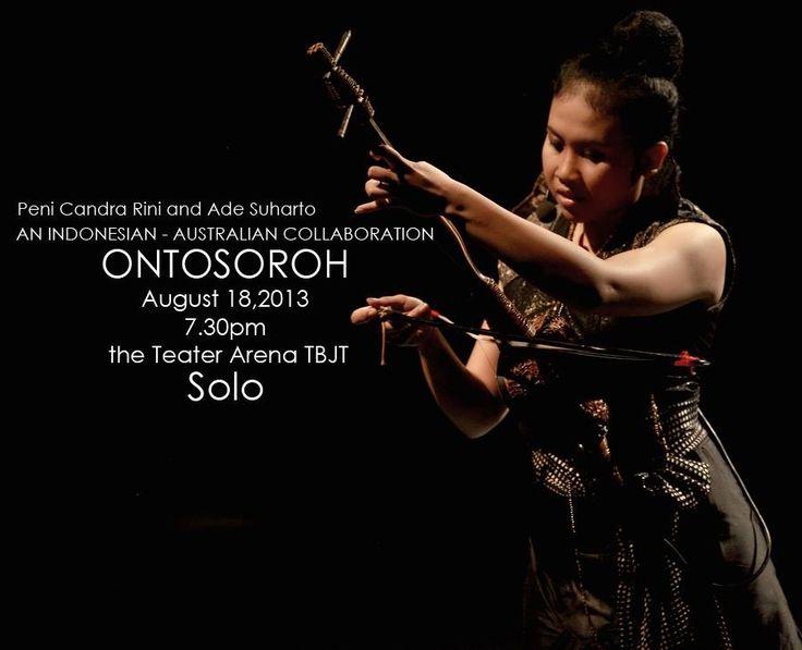 Ontosoroh by Peni Candra Rini and Ade Suharto