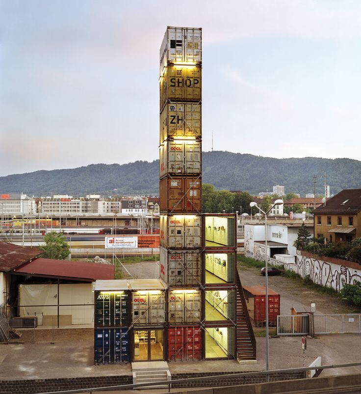 the many lives of shipping containers                                                                                                                                                                                 Plus