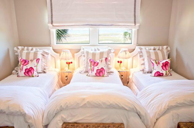 20 Efficent Solutions For Decorating Triplet Bedroom