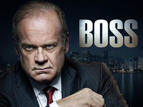 Boss.......Kelsey Grammer is fabulous in this series. These excellent shows are binding me to my TV, probably not a good idea....thank goodness for DVR's......
