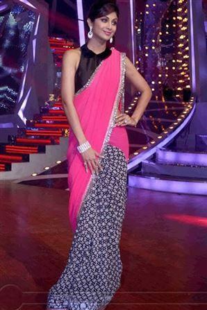 Shilpa Shetty Nach Baliye 6 Bollywood Replica Sare