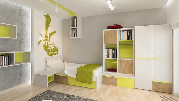 5Color by Colorato. Furniture for kids and teens. Seria 5Color - meble dla dzieci i młodzieży: http://www.colorato.pl/meble-dzieciece-i-mlodziezowe-meble-mlodziezowe-5color-by-colorato-light