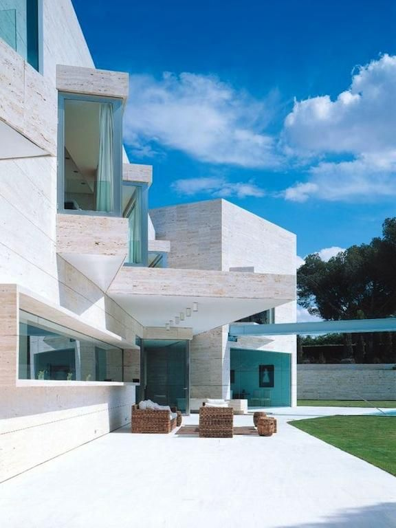 47 best A-cero Designs images on Pinterest Modern contemporary - iniala luxus villa am strand a cero
