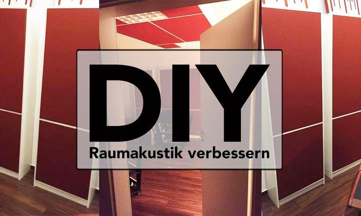 Raumakustik verbessern: Do-It-Yourself-Tipps:: bonedo.de