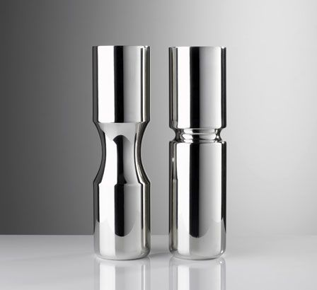 Groove vases, by Miranda Watkins, for AR Wentworth