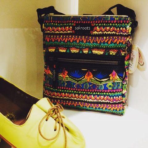 #Sakroots Get in store now! #handbags