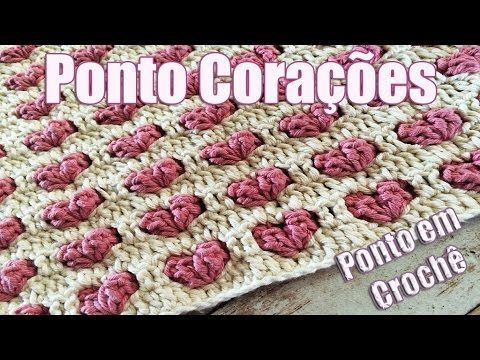 Mulher.com 06/06/2013 Marcelo Nunes - Crochê tapete bolinha Parte 1 - YouTube