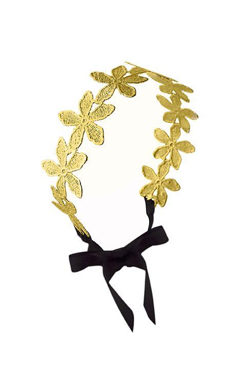 Utopia Elena.k Magnolia Lace Headband