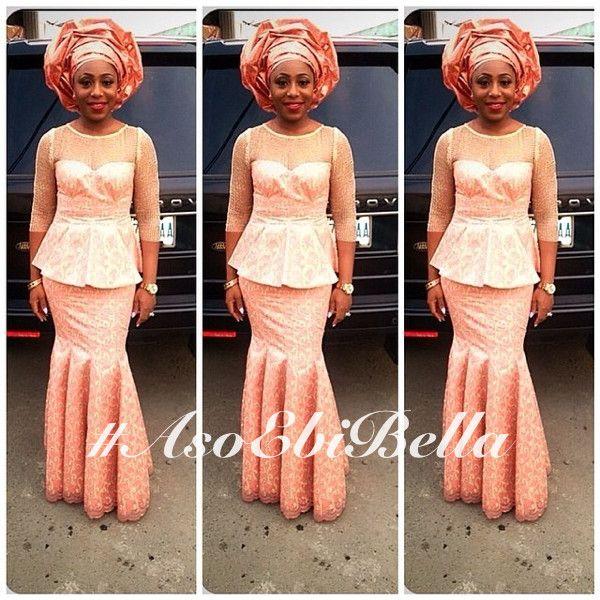 Nigerian Fashion Styles Lace