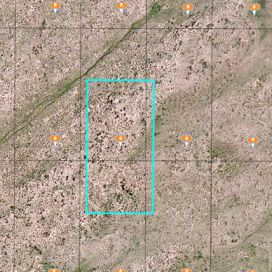 1+ acre land for sale in Arizona for $999 - FULL PRICE, no other fee, offered by LandCentury.com