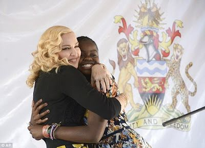 Madonna Opens Pediatric Surgery Center For Malawian Children And Names It After Her Adopted Daughter   Madonna has officially kick started a Pediatric Surgery & Intensive Care Center at the Queen Central Hospital in Malawi through her Raising Malawi charity and she named it after her adopted daughter Mercy James.  Madonna was in the company of her Malawian children and also President Peter Mutharika of Malawi at the event opening ceremony.  Madonna stated that the Mercy James Center will…