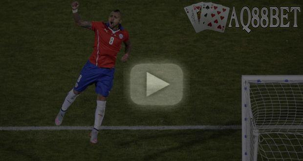 Agen Piala Eropa - Highlights Pertandingan Chile 0-0 (pen 4-1) Argentina (Copa America) 05/07/2015