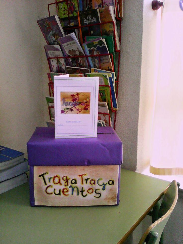 Proyecto Lingüístico: El TRAGACUENTOS: Pequeñas historias, grandes escritores.