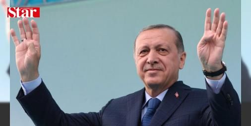 Cumhurbaşkanı Erdoğan'dan 2026 müjdesi! Adayız: Cumhurbaşkanı Recep Tayyip Erdoğan Erzurum'da yaptığı konuşmada şehrin 2026 Kış Olimpiyatları için adaylığını açıkladı.