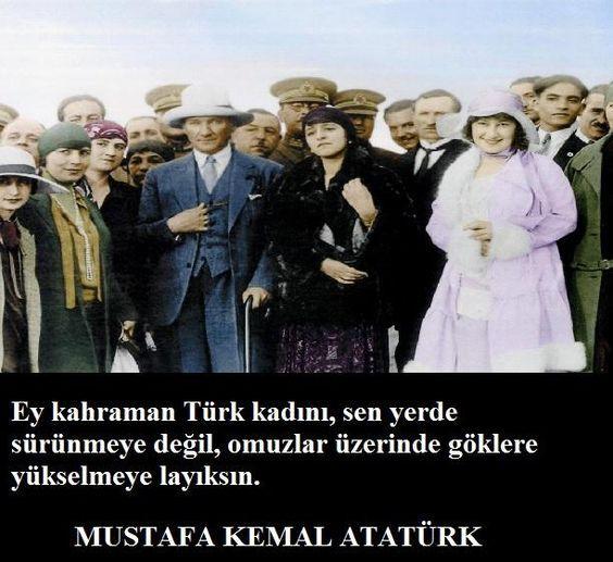 5 Aralık Kadın Hakları Günü Kutlu Olsun Türk Kadınlarının Seçme