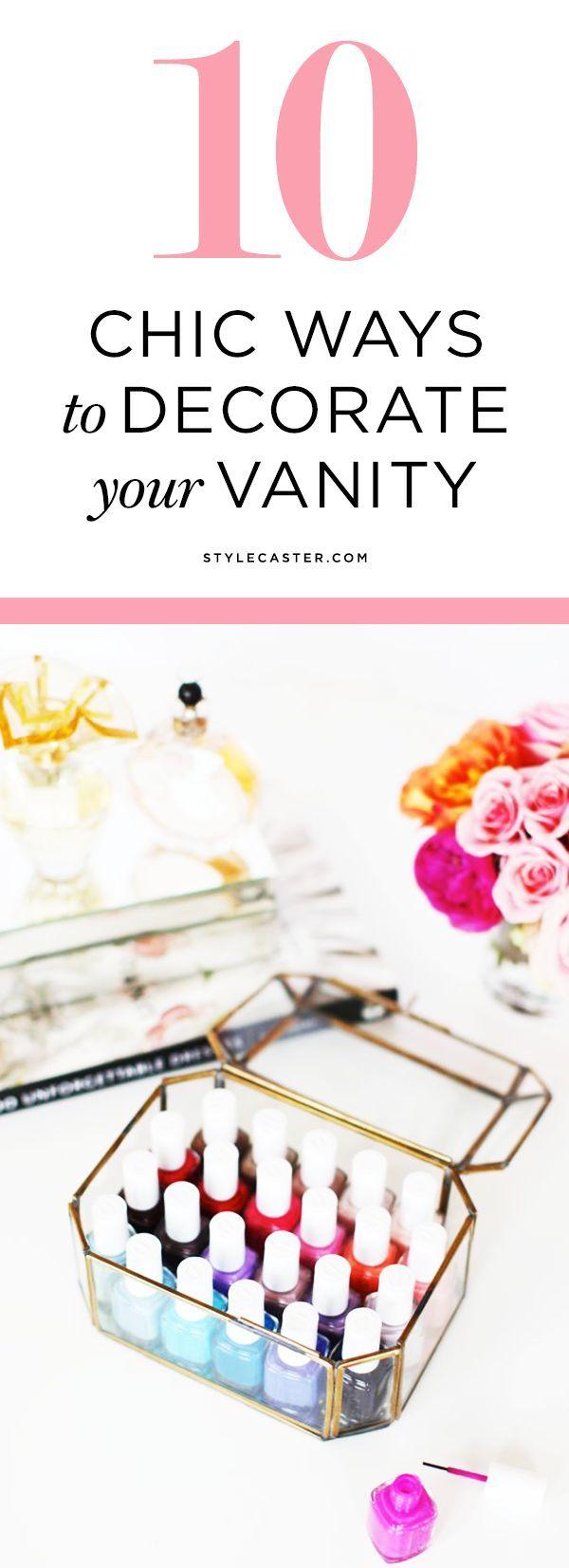 best 25 vanity table organization ideas on pinterest vanity