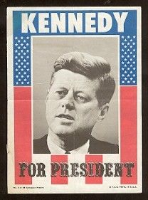 Kennedy Topps Campaign Poster
