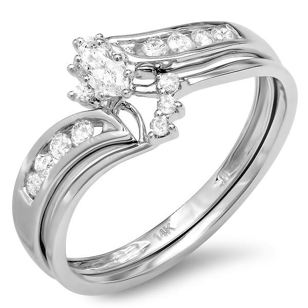 47 best Swirl Bridal Sets images on Pinterest Promise rings