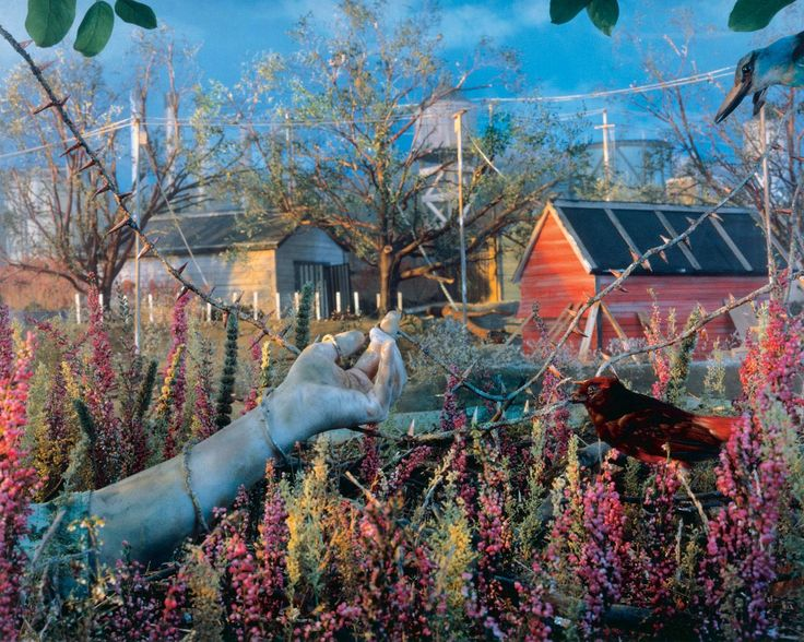 """http://www.boumbang.com/gregory-crewdson/ Gregory Crewdson, Untitled, from the serie """"Natural Wonder"""" © Gregory Crewdson"""