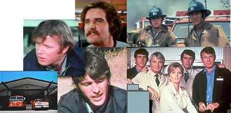 emergency television show photos | Emergency!: Old Memories