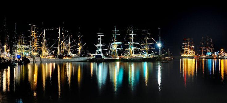 Rally Gdynia Sailing Ships ... by Mirek  . on 500px