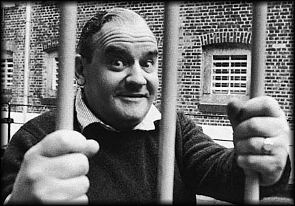 Ronnie Barker.