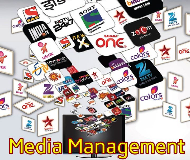 Media management covers all the goal-oriented activities of planning, organization and control the political information of the candidate.
