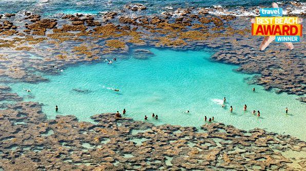 2013 best beach award winners beaches beaches hawaii for Fishing spots oahu
