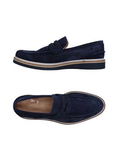 GOLD BROTHERS Men's Loafer Dark blue 9.5 US