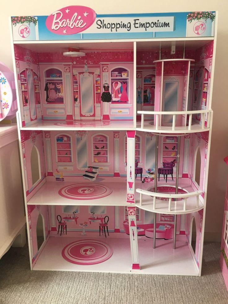 Barbie Shopping Emporium