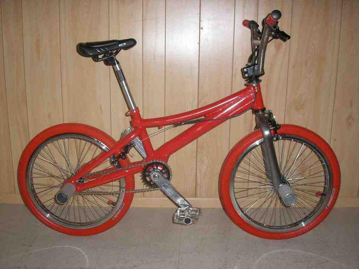 GT BMX Bikes for Sale