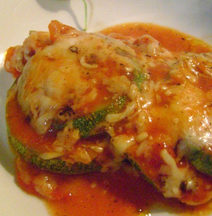 Calabacines a la parmesana - CukiRecetas