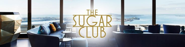 The Sugar Club in SkyCity Auckland Our decor evokes 1930s Art Deco Italy and is inspired by the sensual film 'I Am Love'.  Brass fittings, stone table tops and gorgeous tableware all add to the atmosphere.
