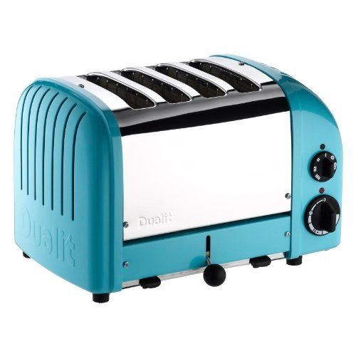 The NewGen Fashion Color toaster offers all the styling and functionality you would expect from a Dualit toaster, along with the additional features of a