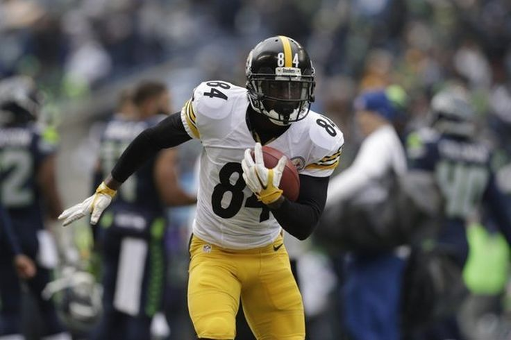 Steelers, Antonio Brown agree to restructured contract