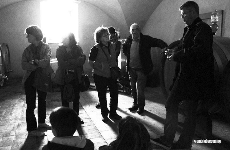 Visiting the castle #Montegiove
