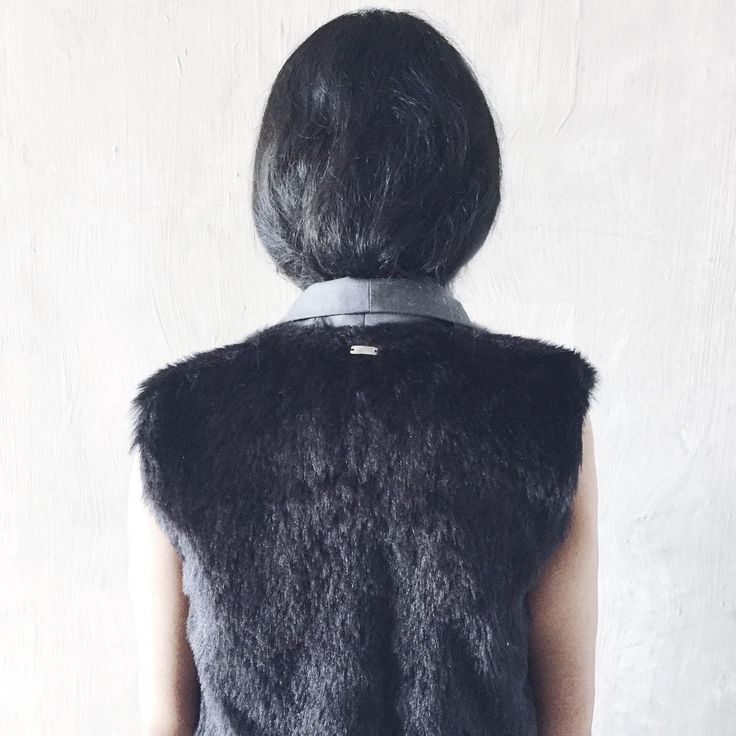 FUR TRIMMED OVERCOAT | AW15 Final weeks of looking like a Parisian before it gets too hot.  Shop the look at www.431-88.com or mail us at shop@431-88.com