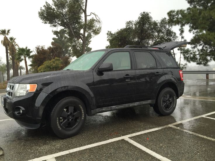 13 Best Images About Ford Escape Off Road On Pinterest