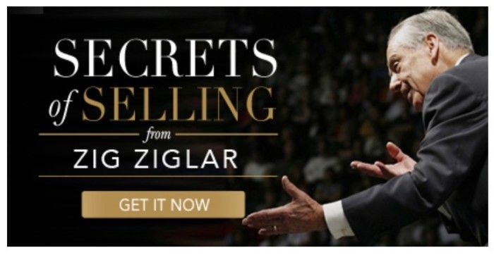 Secrets of Closing the Sale Masterclass by Kevin Harrington & Zig Ziglar