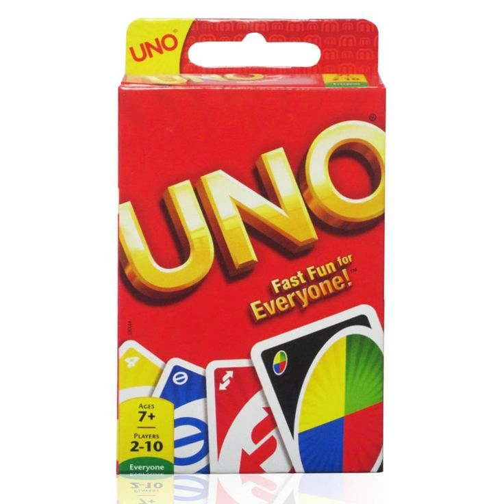 Uno Mini The Card Game - Radar Toys