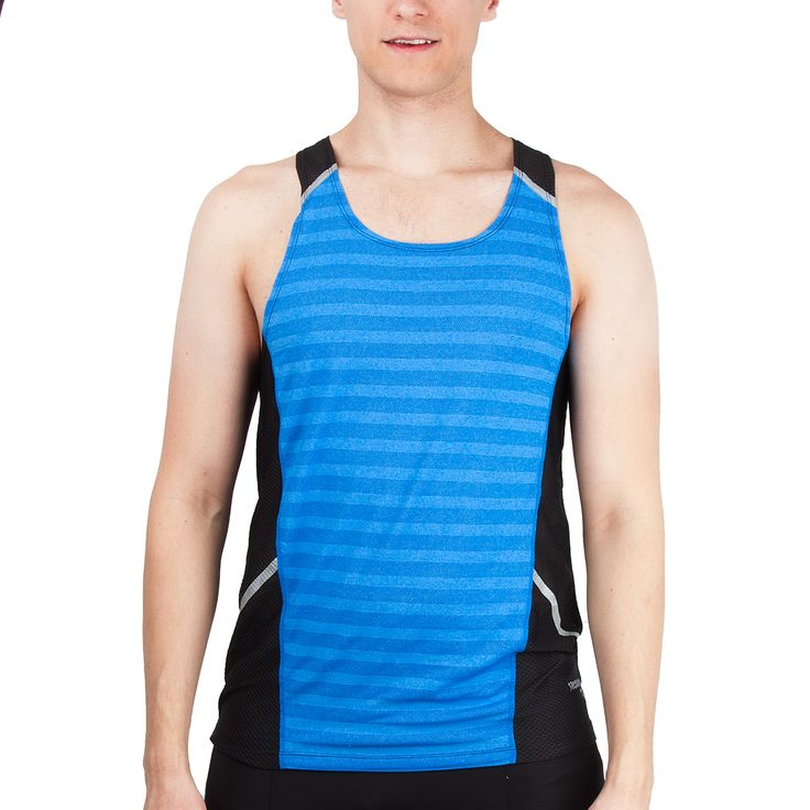 Running Room Men's Extreme Competition Singlet Athletic