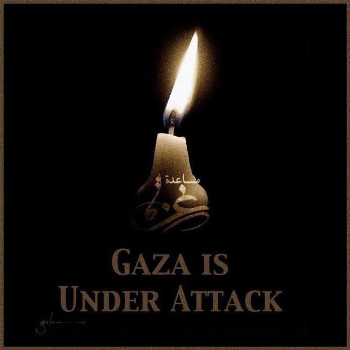 Una candela per Gaza